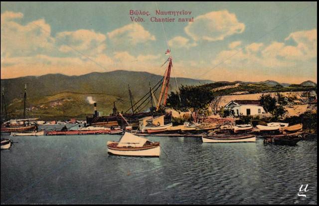 Καρτ ποστάλ του Στέφανου Στουρνάρα