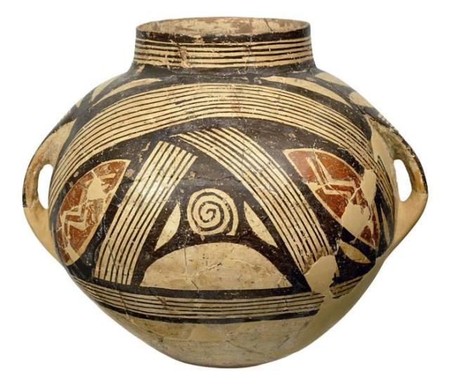 Κεραμική Διμηνίου (~4.800πΧ)
